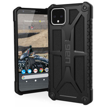 Urban Armor Gear Monarch Case, Google Pixel 4 XL, crimson (rot), 611651119494