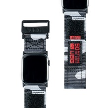 Urban Armor Gear UAG Urban Armor Gear Active Strap, Apple Watch 42/44mm, midnight camo, 19148A114061