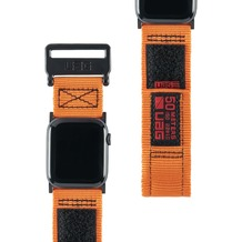 Urban Armor Gear UAG Urban Armor Gear Active Strap, Apple Watch 42/44mm, orange, 19148A114097
