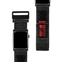 Urban Armor Gear UAG Urban Armor Gear Active Strap, Apple Watch 42/44mm, schwarz, 19148A114040