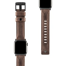 Urban Armor Gear UAG Urban Armor Gear Leather Strap, Apple Watch 38/40mm, braun, 19149B114080
