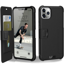 Urban Armor Gear UAG Urban Armor Gear Metropolis Folio Case, Apple iPhone 11 Pro Max, schwarz, 111726114040