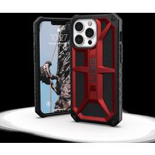 Urban Armor Gear UAG Urban Armor Gear Monarch Case, Apple iPhone 13 Pro, crimson (rot), 113151119494