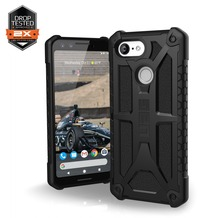 Urban Armor Gear UAG Urban Armor Gear Monarch Case, Google Pixel 3, schwarz, 611231114040