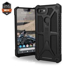 Urban Armor Gear UAG Urban Armor Gear Monarch Case, Google Pixel 3 XL, schwarz, 611241114040