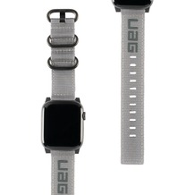 Urban Armor Gear UAG Urban Armor Gear Nato Strap, Apple Watch 42/44mm, grau, 19148C114030