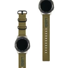 Urban Armor Gear UAG Urban Armor Gear Nato Strap, Samsung Galaxy Watch 46mm, olive drab, 29180C114072