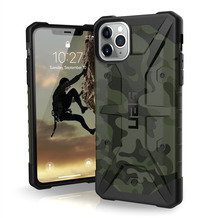 Urban Armor Gear UAG Urban Armor Gear Pathfinder Case, Apple iPhone 11 Pro Max, forest camo, 111727117271