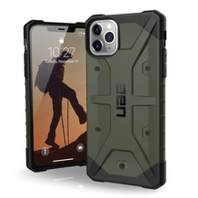 Urban Armor Gear UAG Urban Armor Gear Pathfinder Case, Apple iPhone 11 Pro Max, olive drab, 111727117272
