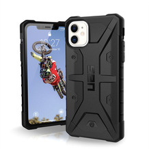 Urban Armor Gear UAG Urban Armor Gear Pathfinder Case, Apple iPhone 11, schwarz, 111717114040