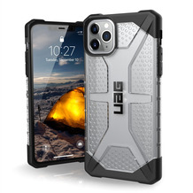 Urban Armor Gear UAG Urban Armor Gear Plasma Case, Apple iPhone 11 Pro Max, ice (transparent), 111723114343