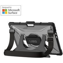 Urban Armor Gear UAG Plasma Case, Microsoft Surface Pro X, ice (transparent), 321783114343