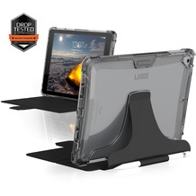 Urban Armor Gear UAG Urban Armor Gear Plyo Case, Apple iPad Pro 9,7, iPad (2017 & 2018), ice, 121382114343