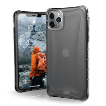 Urban Armor Gear UAG Urban Armor Gear Plyo Case, Apple iPhone 11 Pro Max, ash (grau transparent), 111722113131