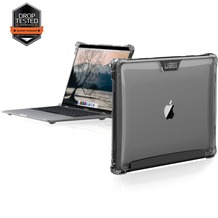 Urban Armor Gear UAG Urban Armor Gear Plyo Case, Apple MacBook Air 13 (2018), ice (transparent), 131432114343