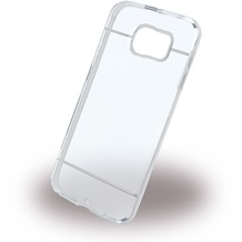 UreParts Cool Armor - Clear Cover - Samsung G920F Galaxy S6 - Weiss