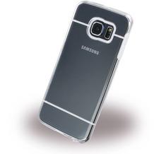 UreParts Ultra Dünn - Clear Cover - Samsung G925F Galaxy S6 Edge - Weiss