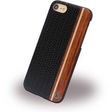 Uunique Micro Weave - Hardcover - Apple iPhone 7 - Schwarz