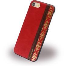 Uunique Queens - Hardcover - Apple iPhone 7 - Rot