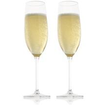 vacu vin Champagnerglas 2er Set