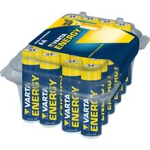 VARTA Batterie Alkaline - Mignon - AA - LR06 - 1.5V Energy - (24-Pack)