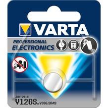 VARTA Batterie Silver Oxide - Knopfzelle - V12GS/386 - 1.6V Professional Electronics - (1-Pack)