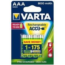 VARTA Ready2Use 4x AAA