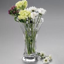Nachtmann Vase Saphir 21 cm hoch