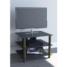 tv m bel in der farbe schwarz. Black Bedroom Furniture Sets. Home Design Ideas