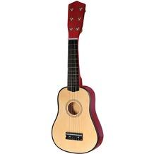 Doremini Holzgitarre mit 6 Saiten, 55cm