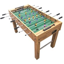 Vedes Natural Games Kickertisch 122x61x79cm