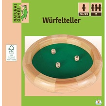 Vedes Natural Games Würfelteller Ø30 cm