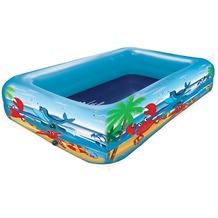 Vedes Splash Fun Beach-Fun Jumbo Pool, 254x160x48cm