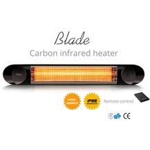 veito Blade S - Black Edition (2500  Watt) Silber/Schwarz