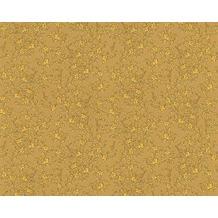 Versace klassische Mustertapete Barocco Flowers, Tapete, beige, creme, metallic 935843