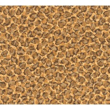 Versace Mustertapete Vasmara Vliestapete braun metallic orange 10,05 m x 0,70 m