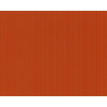 Versace Streifentapete Greek, Tapete, metallic, rot