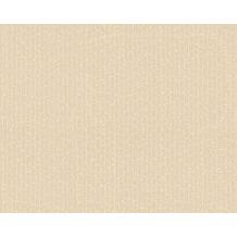 Versace Uni-, Strukturtapete Greek, Tapete, beige, creme, metallic