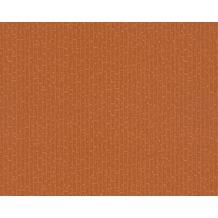 Versace Uni-, Strukturtapete Greek, Tapete, braun, metallic, orange