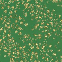 Versace Vliestapete Barocco Birds grün gelb beige 10,05 m x 0,70 m 935856