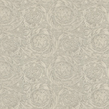 Versace Vliestapete Barocco Metallics metallic 10,05 m x 0,70 m 366921