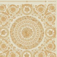 Versace Vliestapete Heritage metallic creme beige 10,05 m x 0,70 m 370552