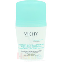 Vichy 48Hr Anti-Perspirant Roll-On Sensitive Skin - Alcohol Free 50 ml