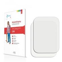Vikuiti 2x MySafeDisplay Displayschutzfolie CV8 von 3M für Samsung SGH-E350