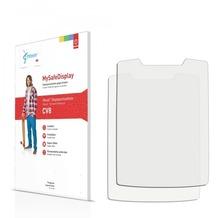 Vikuiti 2x MySafeDisplay Displayschutzfolie CV8 von 3M für Samsung SGH-X700