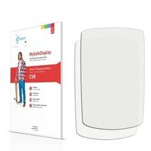 Vikuiti 2x MySafeDisplay Displayschutzfolie CV8 von 3M für Samsung SGH-Z560