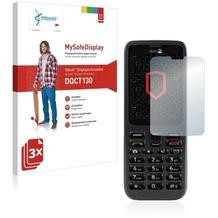 Vikuiti 3x MySafeDisplay Displayschutzfolie DQCT130 von 3M für Doro 5516