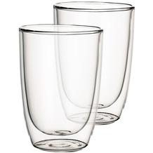 Villeroy & Boch Artesano Hot&Cold Beverages Becher Universal Set 2 tlg. klar