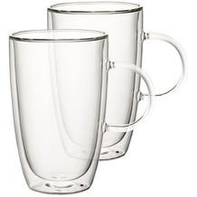 Villeroy & Boch Artesano Hot&Cold Beverages Tasse Größe XL Set 2 tlg. klar