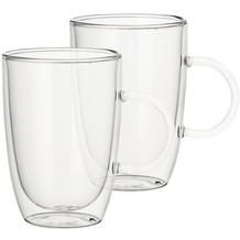 Villeroy & Boch Artesano Hot&Cold Beverages Tasse Universal Set 2 tlg. klar